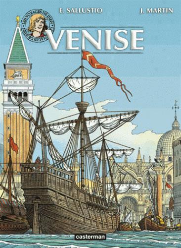 Les voyages de Jhen 17 Venise