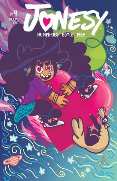 Jonesy 9 Issue #9