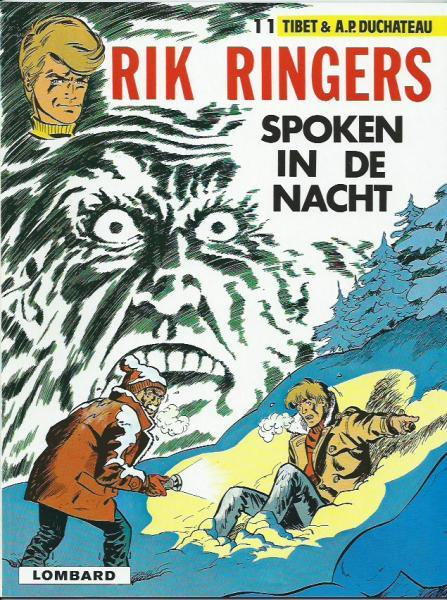 Rik Ringers 11 Spoken in de nacht