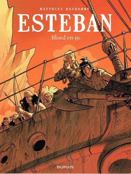 Esteban 5 Bloed en ijs