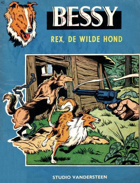 Bessy 43 Rex, de wilde hond