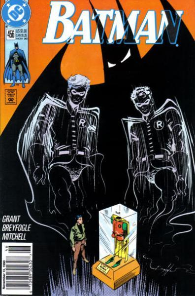 Batman 456 Identity Crisis, Part 2: Without Fear of Consequence...