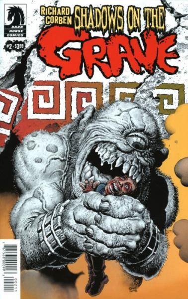 Shadows on the Grave 2 Issue #2
