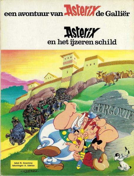 Asterix 2 Het ijzeren schild
