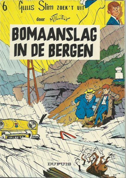 Guus Slim 6 Bomaanslag in de bergen