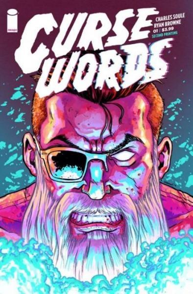 Curse Words 1 Issue #1