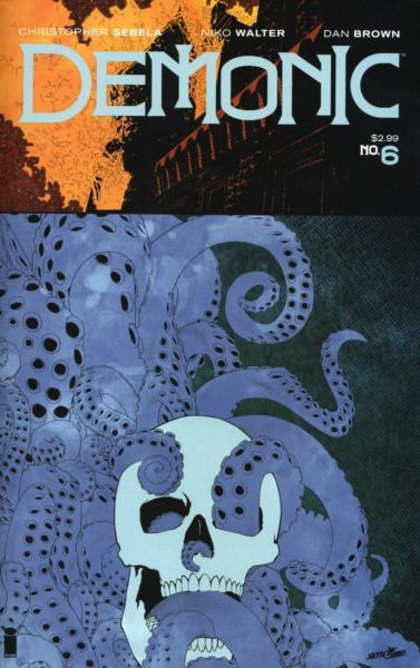 Demonic 6 Issue #6