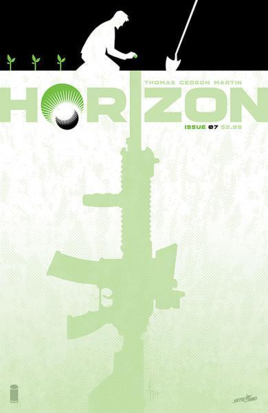 Horizon (Skybound) 7 Remnant