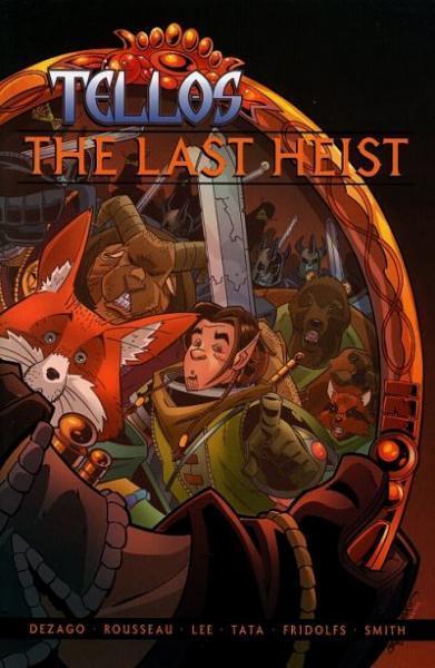 Tellos: The Last Heist 1 The Last Heist