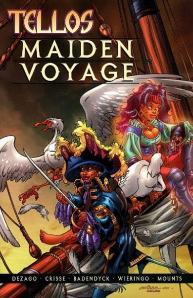 Tellos: Maiden Voyage 1 Issue #1