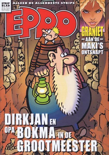 Eppo - Stripblad 2017 (Jaargang 9) 3 Nummer 3