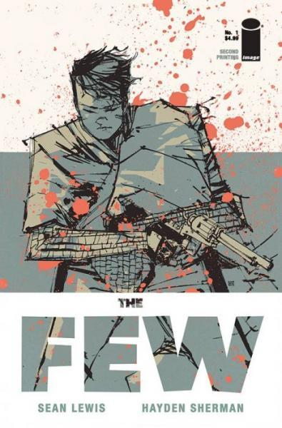 The Few 1 Issue #1