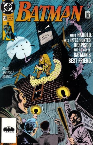 Batman 458 Night Monsters
