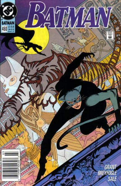 Batman 460 Sisters in Arms, Part 1: It's a Man's World