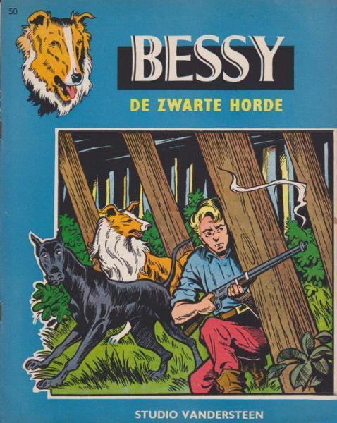 Bessy 50 De zwarte horde