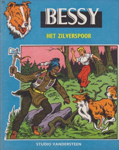 Bessy 55 Het zilverspoor