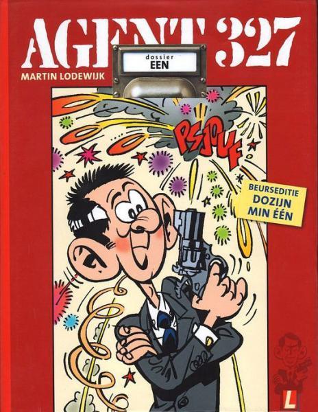 Agent 327 (Uitgeverij M/L) 1 Dossier dozijn min één