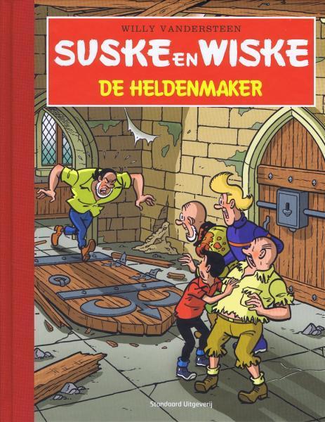 Suske en Wiske 338 De heldenmaker