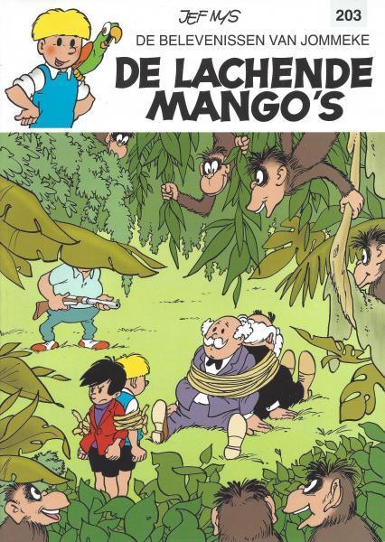 Jommeke 203 De lachende mango's