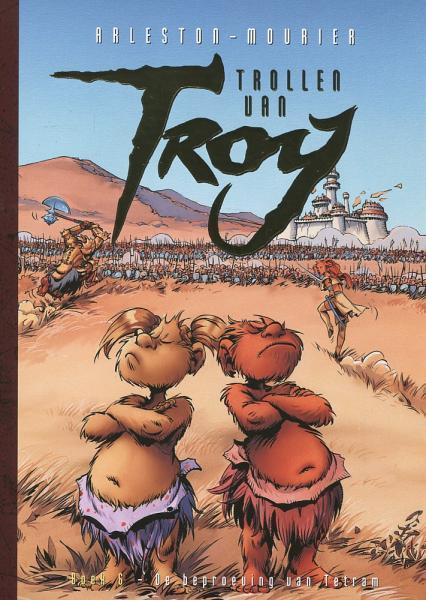 Trollen van Troy 6 De beproeving van Tetram
