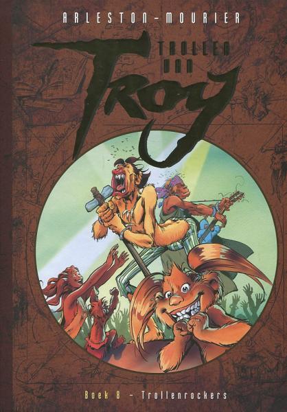 Trollen van Troy 8 Trollenrockers