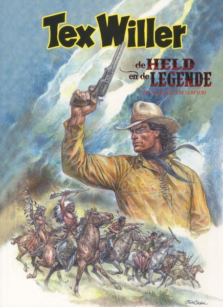 Tex Willer (Hum!) 2 De held en de legende