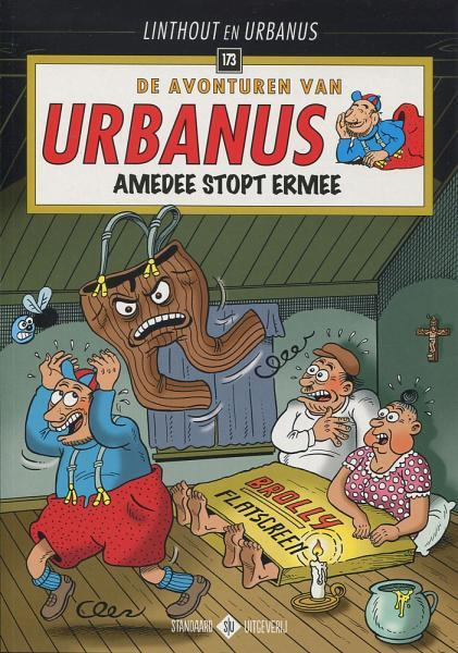 Urbanus 173 Amedee stopt ermee