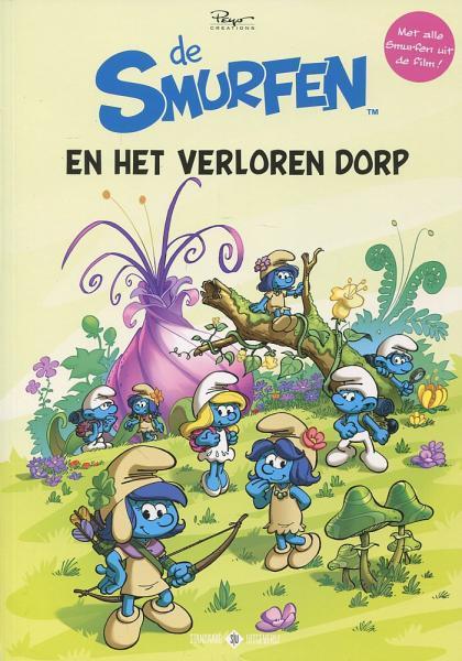 De Smurfen S5 De Smurfen en het verloren dorp
