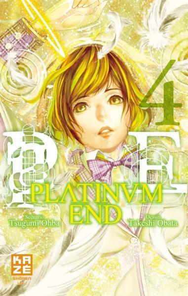 Platinum End 4 Tome 4
