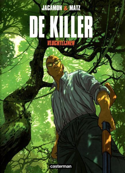 De killer 13 Vluchtlijnen
