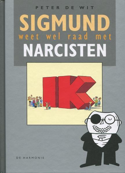 Sigmund A11 Sigmund weet wel raad met narcisten