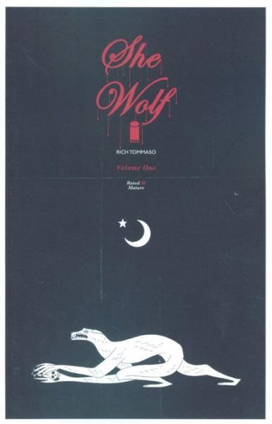 She Wolf INT 1 Volume One