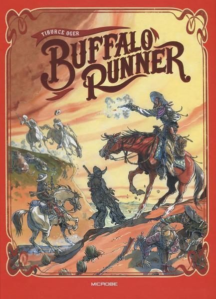 Buffalo runner 1 Buffalo runner