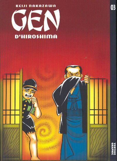 Gen Barrevoets in Hiroshima 3 Tome 3