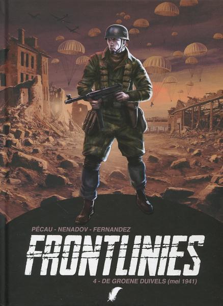Frontlinies 4 De groene duivels (Mei 1941)