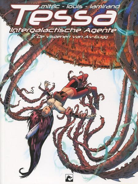 Tessa, Intergalactische agente 7 De visioenen van Av-Eugg