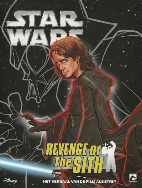 Star Wars: Filmspecial (Dark Dragon) 3 Episode III: Revenge of the Sith