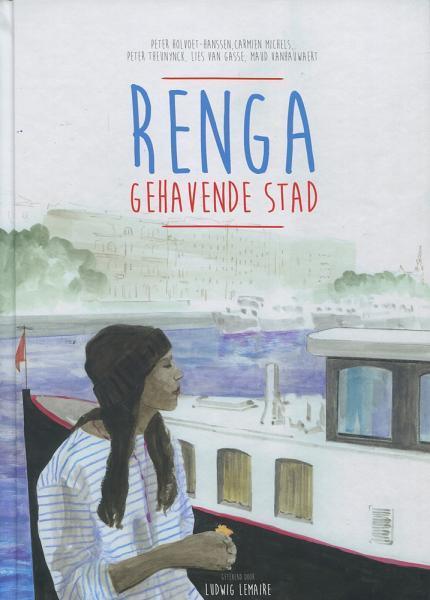 Renga - Gehavende stad 1 Renga - Gehavende stad