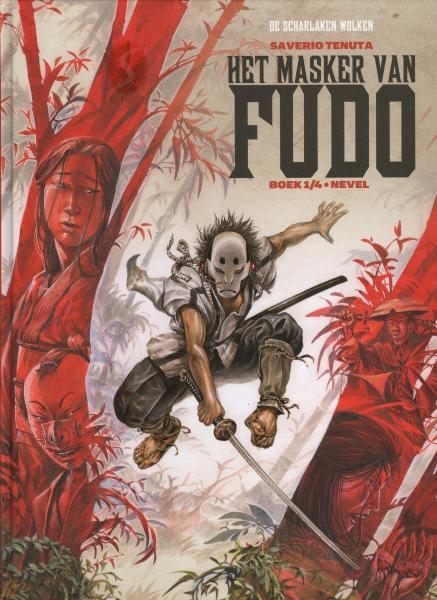 Het masker van Fudo 1 Nevel