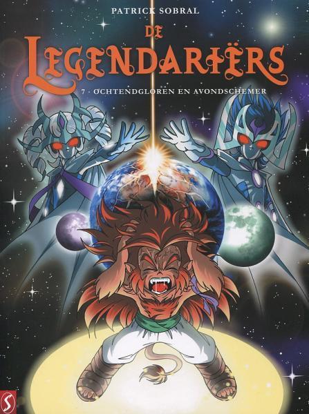 De legendariërs 7 Ochtendgloren en avondschemer
