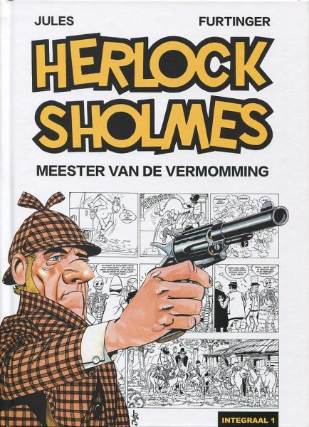 Herlock Sholmes 1 Meester van de vermomming