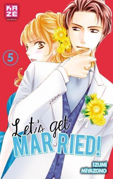 Let's get married! 5 Tome 5