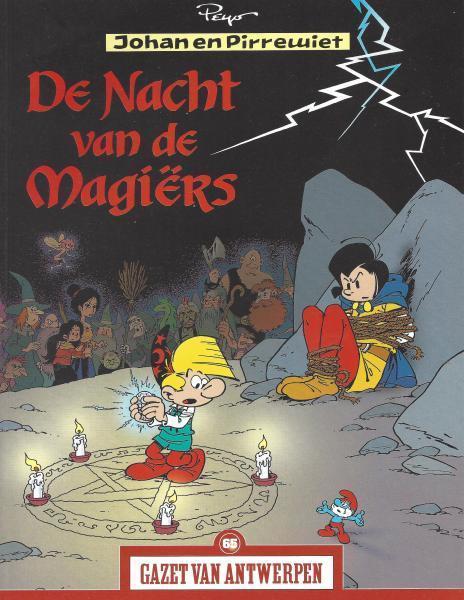 Johan en Pirrewiet 16 De nacht van de magiërs