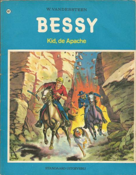 Bessy 102 Kid, de Apache