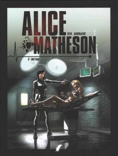 Alice Matheson 3 Red Amy!