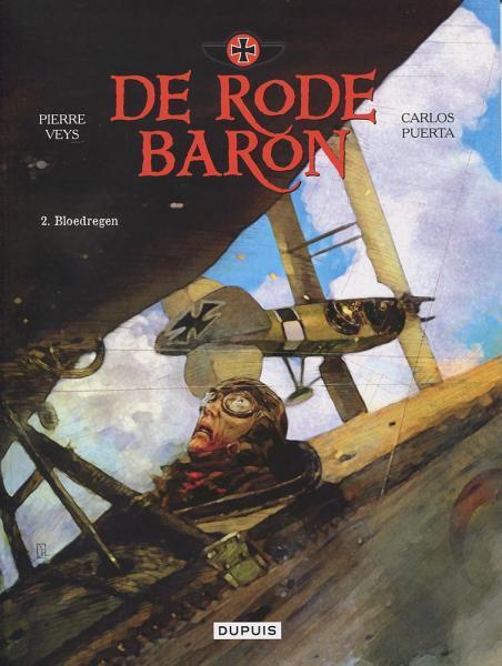 De Rode Baron 2 Bloedregen