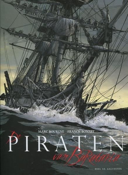 De piraten van Barataria 10 Galveston