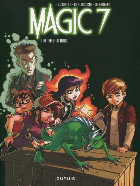 Magic 7 3 Het beest is terug