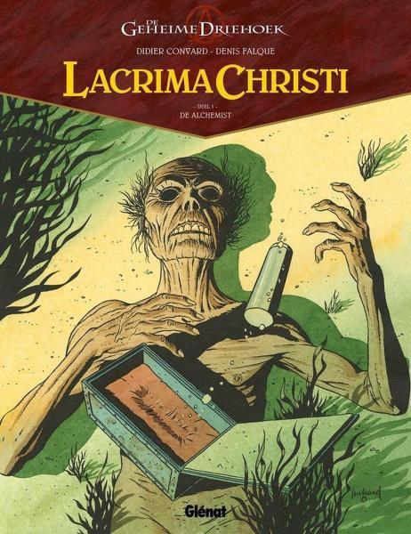 De geheime driehoek - Lacrima Christi 1 De alchemist
