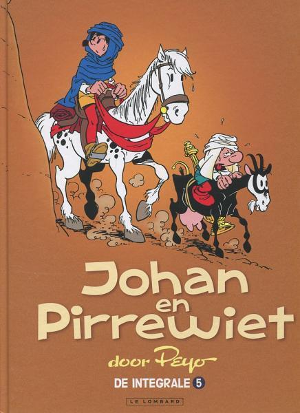 Johan en Pirrewiet INT 5 De integrale 5